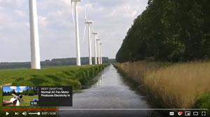 Trump explains how wind turbines cause cancer