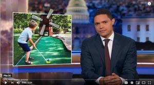 Trump vs Windmills